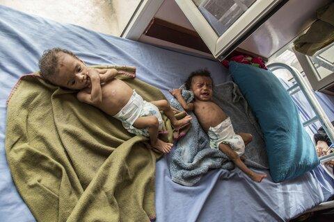 Jemen: pelastamassa kokonaista sukupolvea