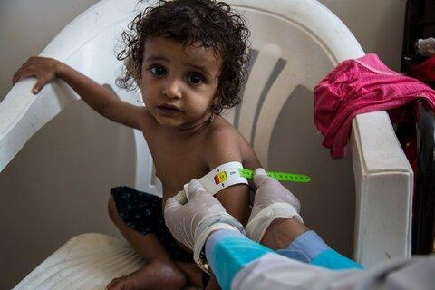 Virheravitsemus: Jemenin kilpajuoksu aikaa vastaan