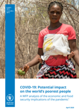 COVID-19: Potentiaaliset vaikutukset maailman köyhimmille ihmisille