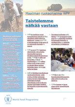WFP - Taistelemme nälkää vastaan