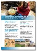 WFP & COP20-ilmastokokous