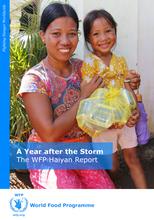 Vuosi myrskyn jälkeen – Maailman ruokaohjelman Haiyan-raportti