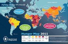 Hunger Map: Missä asuvat maailman nälkää näkevät?