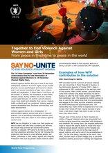 Lopetetaan naisiin ja tyttöihin kohdistuva väkivalta yhdessä