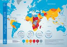2018 - Hunger Map